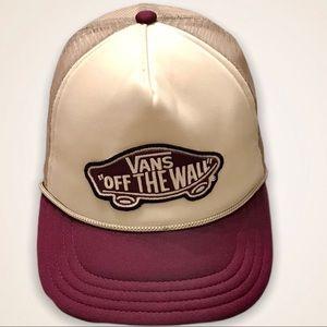 VANS OTW Trucker SnapBack Cap - OS